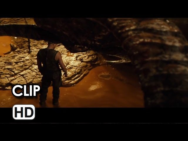 Riddick Movie CLIP - Ambush (2013) - Vin Diesel Sci-Fi Movie HD