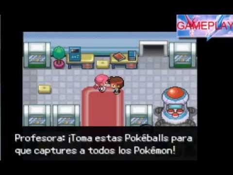 Como Descargar Pokemon Eon Beta 1 + Gameplay Parte 1