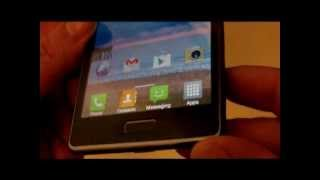 Straight Talk LG Optimus Showtime Review Android