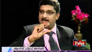 Dr Jayant Thomas Mathew On Asianet TV Channel Pulse