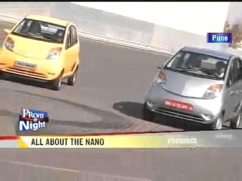 Tata Nano detailed review by NDTV