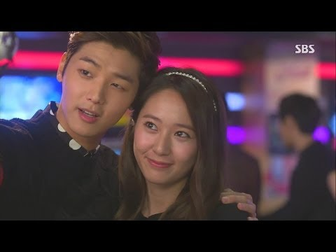 [1080p/MV] Chan Young & Bo Na's Story| Biting My Lower Lip (Heirs OST)