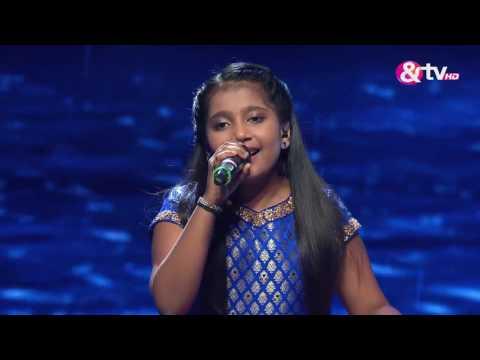 Shreya Basu - Performance - Episode 27 - October 22, 2016 - The Voice India Kids