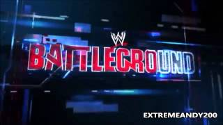 "WWE: ""Jungle"" Battleground (2014) Theme Song"