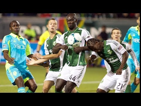 HIGHLIGHTS: Portland Timbers vs Seattle Sounders FC | November 7th, 2013