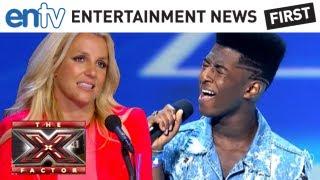The X Factor Recap: Britney Cries, Willie Jones Shocks