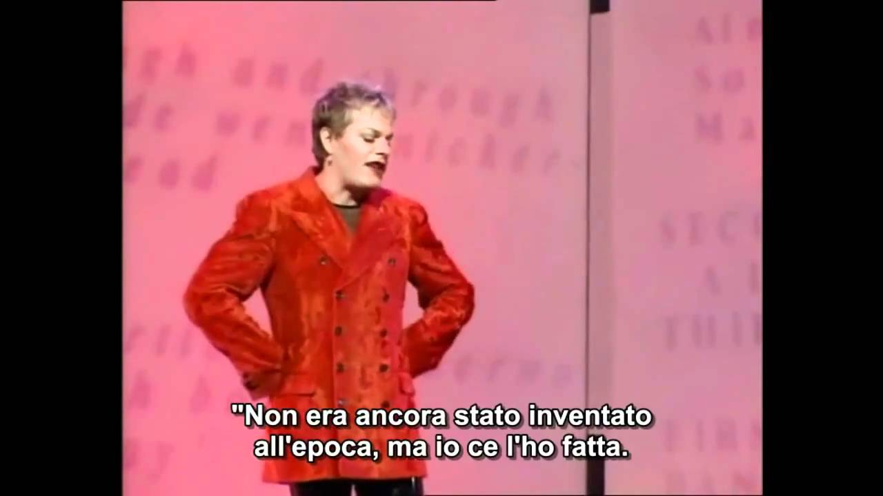 Eddie izzard definite article download
