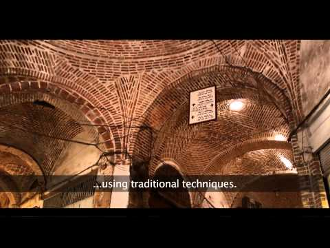 2013 Aga Khan Award for Architecture Winner - Rehabilitation of Tabriz Bazaar, Tabriz, Iran
