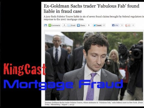 U S  Senator Protected Goldman Sachs and Dirty Fabulous Fabrice Tourre.