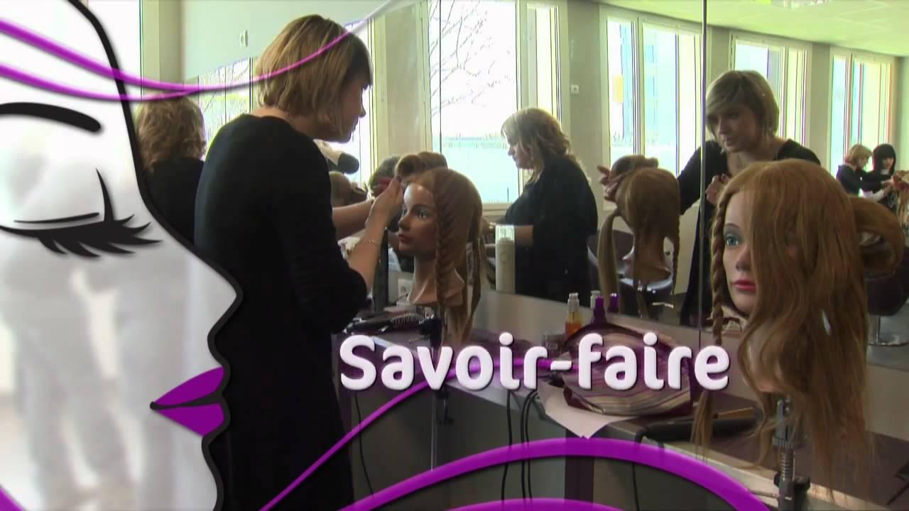 Cfa coiffure esthetique 44 youtube - Salon esthetique nantes ...