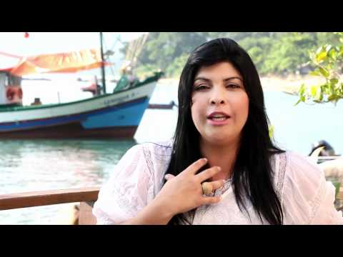Vanilda Bordieri - A Pesca (MAKING OF - Parte 2)