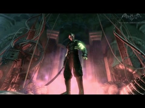 Batman: Arkham City - Walkthrough - Chapter 19 - Ra's al Ghul