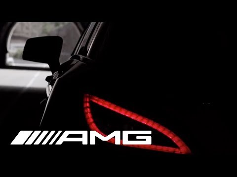 CLS 63 AMG Shooting Brake Trailer