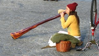"""WEIRDEST Musical """"Instruments"""" Played By Street Performers Musicians 