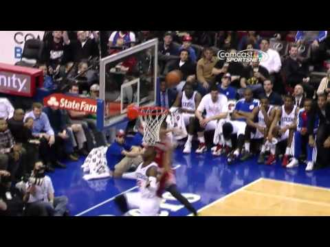 Milwaukee Bucks vs Philadelphia 76ers | February 24, 2014 | NBA 2013-14 Season