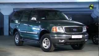 "Экспресс-тест ""Автовыбирай"": Ford Expedition 2000"