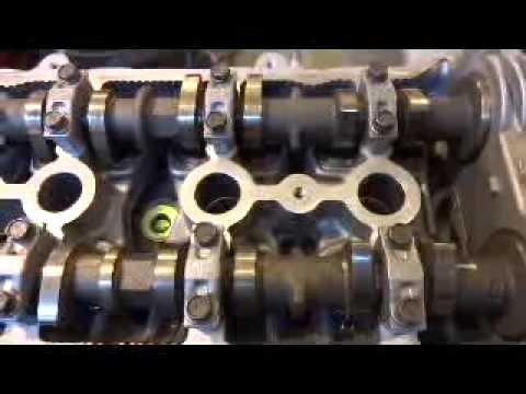 Капитальный ремонт двигателя 1ZZ-FE. Часть5