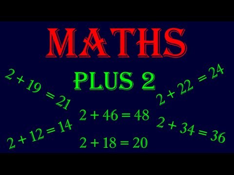 maths online - maths for kids Plus 2