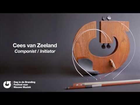 Cees van Zeeland, componist en programmeur