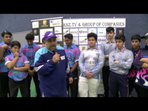 HKSZ.TV Cricket Talent hunt LIKE NEVER BEFORE