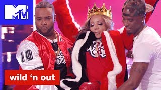 Give It Up for Tameka 'Tiny' Cottle aka Cleopatra   Wild 'N Out   MTV