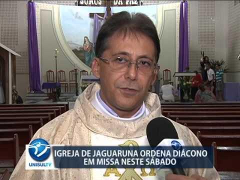 Ordenação Diaconal - Raul M. Martins Filho