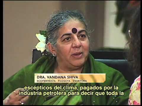 Semillas de Libertad y Lucha contra los Transgénicos: Vandana Shiva en Costa Rica