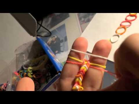 Bracelet lastique youtube - Comment faire des bracelets en elastique ...