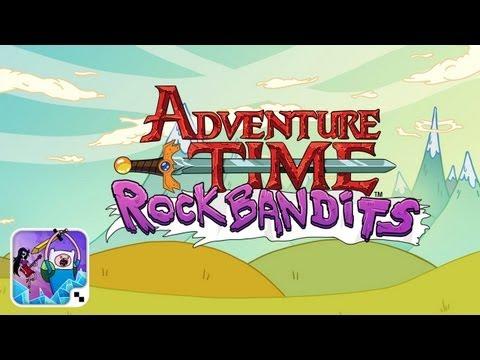 Rock Bandits - Adventure Time - Universal - HD Gameplay Trailer