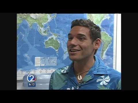 Laie man competes for 'Best Job Around the World'