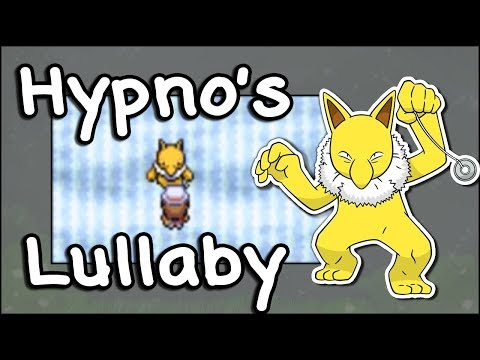 Hypno's Lullaby - Full Playthrough - Both endings [Creepypasta ROM]