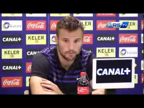 Haris Seferovic 17/10/2013