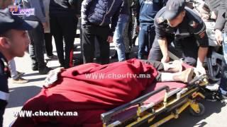فيديو:اكسيدة خايبة فكازا..وفاة رجل مُسن بطريقة مؤلمة | بــووز