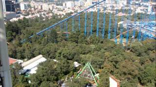 Six Flags Mexico Vs Feria De Chapultepec