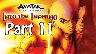Avatar The Last Airbender: Into The Inferno (PS2, Wii