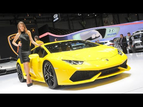 Die Highlights vom Genfer Autosalon