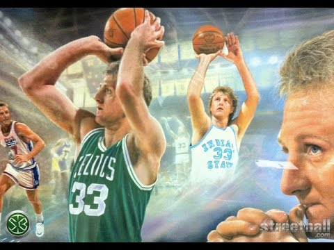 Larry Bird - I Am Legend