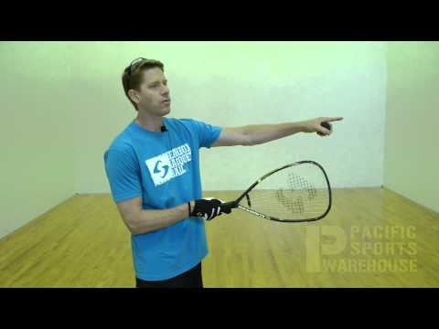 Reliably Hit a Down-The-Line Pass and Kill Shot in Racquetball