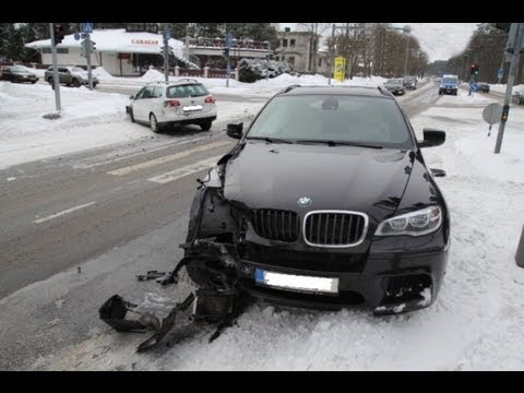 BMW Crash Compilation #1