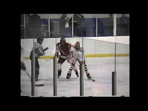 Beekmantown - Saranac Hockey  12-27-01