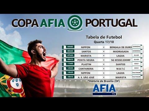 A.E SAO JOSE X MARISTA - COPA AFIA PORTUGAL 2018
