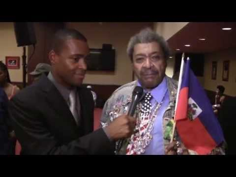 Chris Arreola vs Bermane Stiverne POST FIGHT PRESS CONFERENCE w/ Don King
