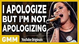 "Demi Lovato's ""Sorry Not Sorry"" in 30 Seconds"