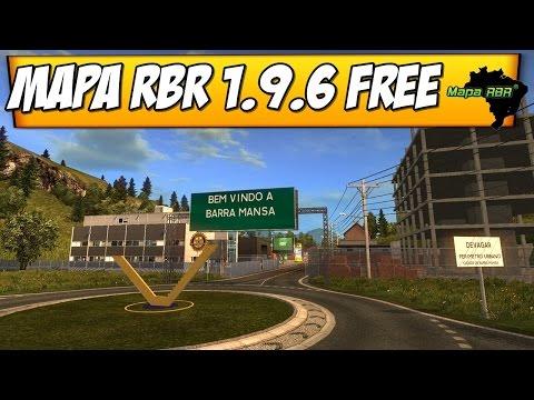 LIVE MAPA RBR VERSÃO 1.9.6  FREE