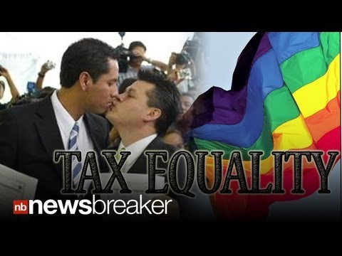 It's Official: Married Gay Couples Will Get Federal Tax Benefits