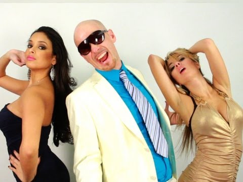 Pitbull - My Own Song! Behind the Awesome!