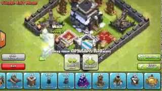Clash Of Clans BEST Town Hall 9 Trophy Hunting Base
