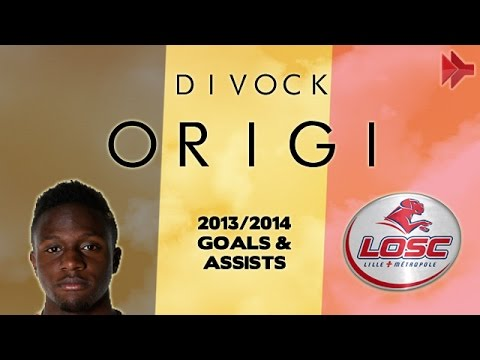 Divock ORIGI - All Goals | Lille | 2013/2014 | HD
