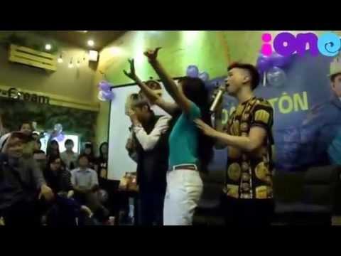 Sơn tùng MTP,Bà Tưng, Hoàng Tôn  nhảy cơn mưa ngang qua cùng MTP Sơn Tùng , Hoàng Tôn