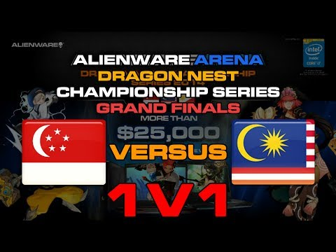 Alienware Arena C.Series 2014 - Singapore vs Malaysia (1v1) Match B ~ !